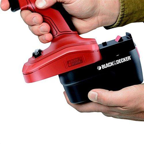 Black decker epc14cabk perceuse sans fil outils et for Outils black et decker