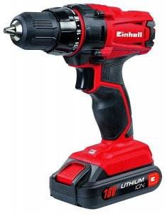 Einhell-Perceuse-visseuse-sans-fil-TH-CD-1-235x300 Avis test Perceuse Einhell TH CD 18 2i