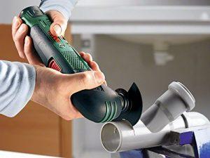 BOSCH-PMF-10.8lI-avis-test-batterie-outil-multifonction-usage-scie-vibrante-1-300x225 Avis outil multifonction sans fil BOSCH PMF 10.8li