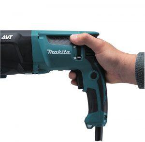 Makita-HR2611F-4-300x293 Avis perforateur burineur Makita hr2611f