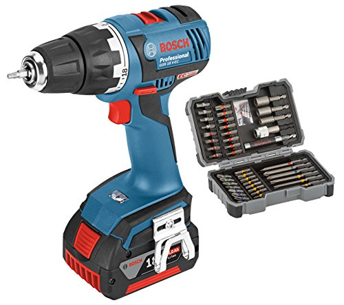 Bosch-GSR18V-EC-Perceuse-visseuse-1 Black & Decker EPC14CABK Perceuse sans fil
