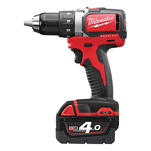 MILWAUKEE-M18-BLDD-202C Avis perceuse visseuse GSB 36 VE-LI Bosch pro