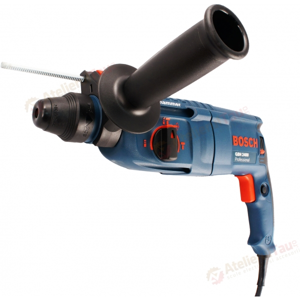 boschgbh2400-3 Avis test Makita Perceuse a percussion HP2071FJ