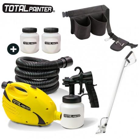 total-painter-pistolet-a-peinture-3 √ Avis EZ PAINTER station de peinture test comparatif