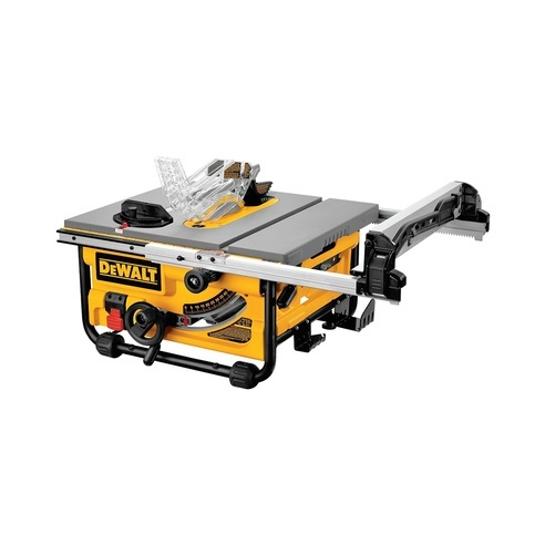 Avis Dewalt DW745 scie table, test comparatif
