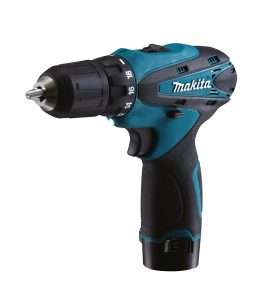 Makita-Perceuse-DF330DWJ-1-261x300 Avis Makita DA330DWe Perceuse d'angle test comparatif
