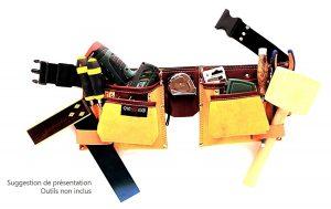 ceinture-pro-outils-6-300x189 Avis Ceinture porte outils TUCANO en cuir test comparatif