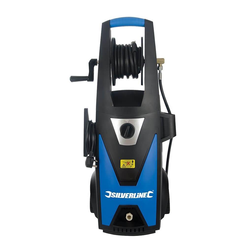 nettoyeur-haute-pression-SILVERLINE-1 Avis Nettoyeur haute pression Karcher K4 Full control