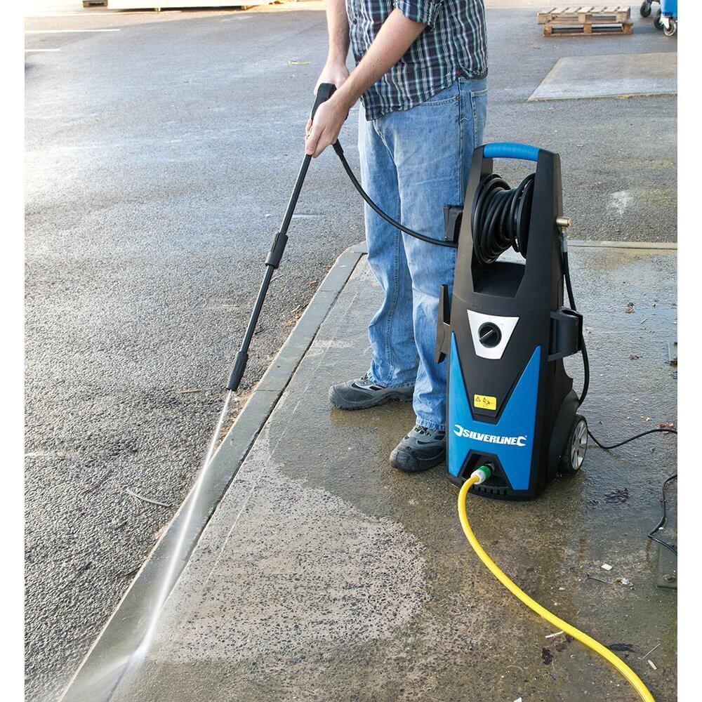 Avis nettoyeur haute pression silverline test comparatif outils et bricolage - Comparatif nettoyeur haute pression ...