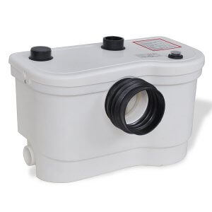 vidaXL-Système-pompe-de-relevage-de-toilette-Broyeur-sanitaire-WC-Blanc-800-W-1-300x300 <center>Broyeur sanitaire quel est le meilleur, guide comparatif