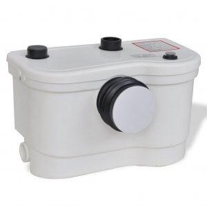 vidaXL-Système-pompe-de-relevage-de-toilette-Broyeur-sanitaire-WC-Blanc-800-W-3-300x300 <center>Broyeur sanitaire quel est le meilleur, guide comparatif