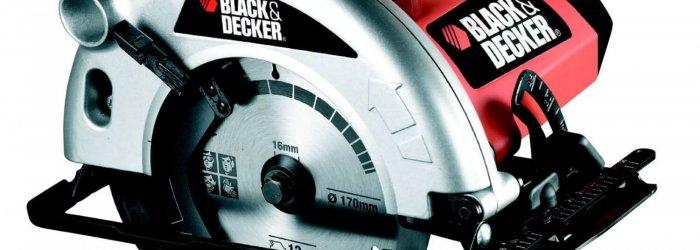 Black-Decker-CD601-Scie-Circulaire-1-700x250 <center>Scie circulaire guide des meilleures : top 10 et comparatif