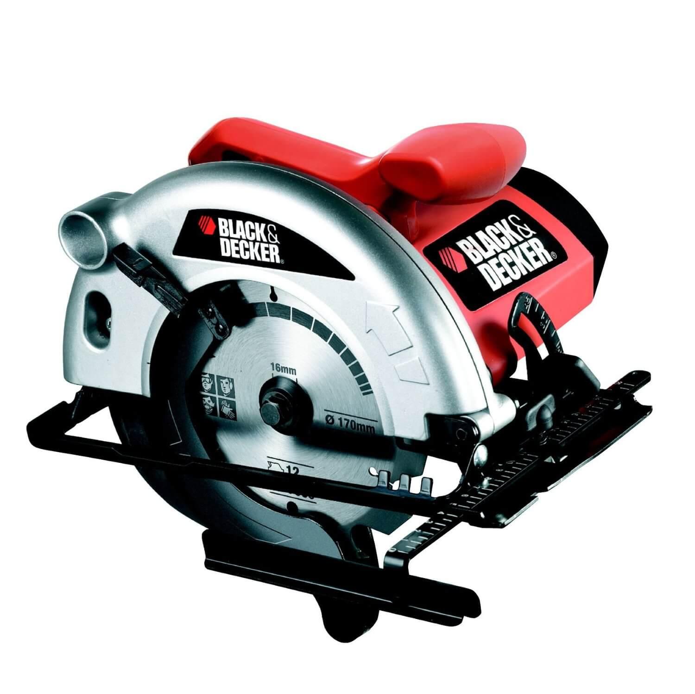 Black-Decker-CD601-Scie-Circulaire-1 Avis Scie circulaire Bosch Professional GKS 190 test comparatif