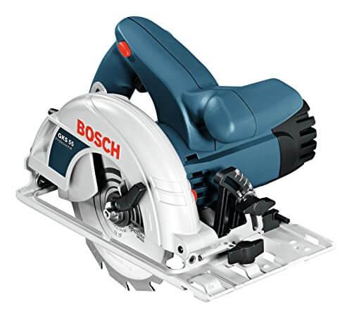 Bosch-Professional-Scie-circulaire-GKS-190-1 Avis Scie circulaire Bosch Professional GKS 190 test comparatif