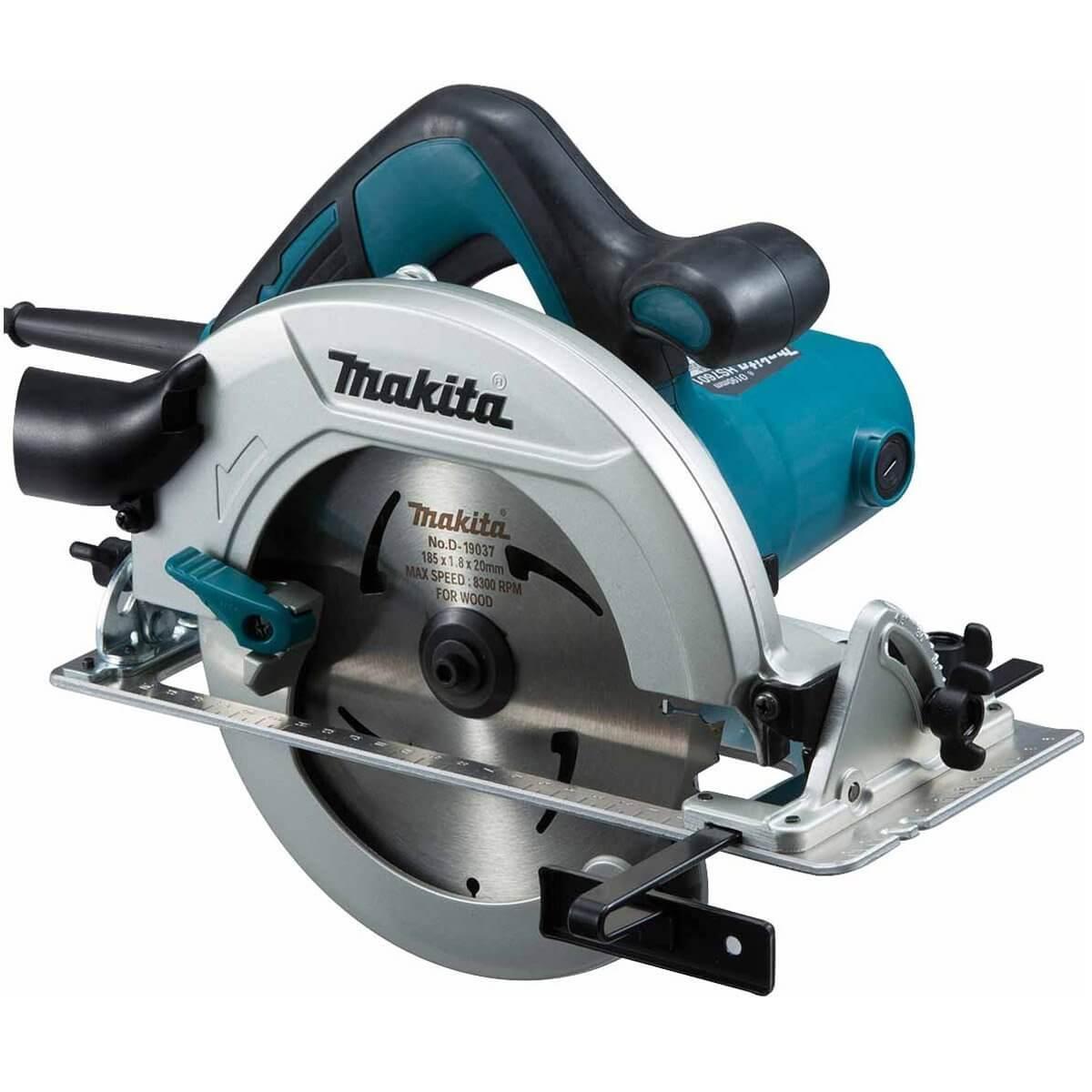Makita-HS7601J-Scie-circulaire-2 Avis Scie circulaire Bosch Professional GKS 190 test comparatif