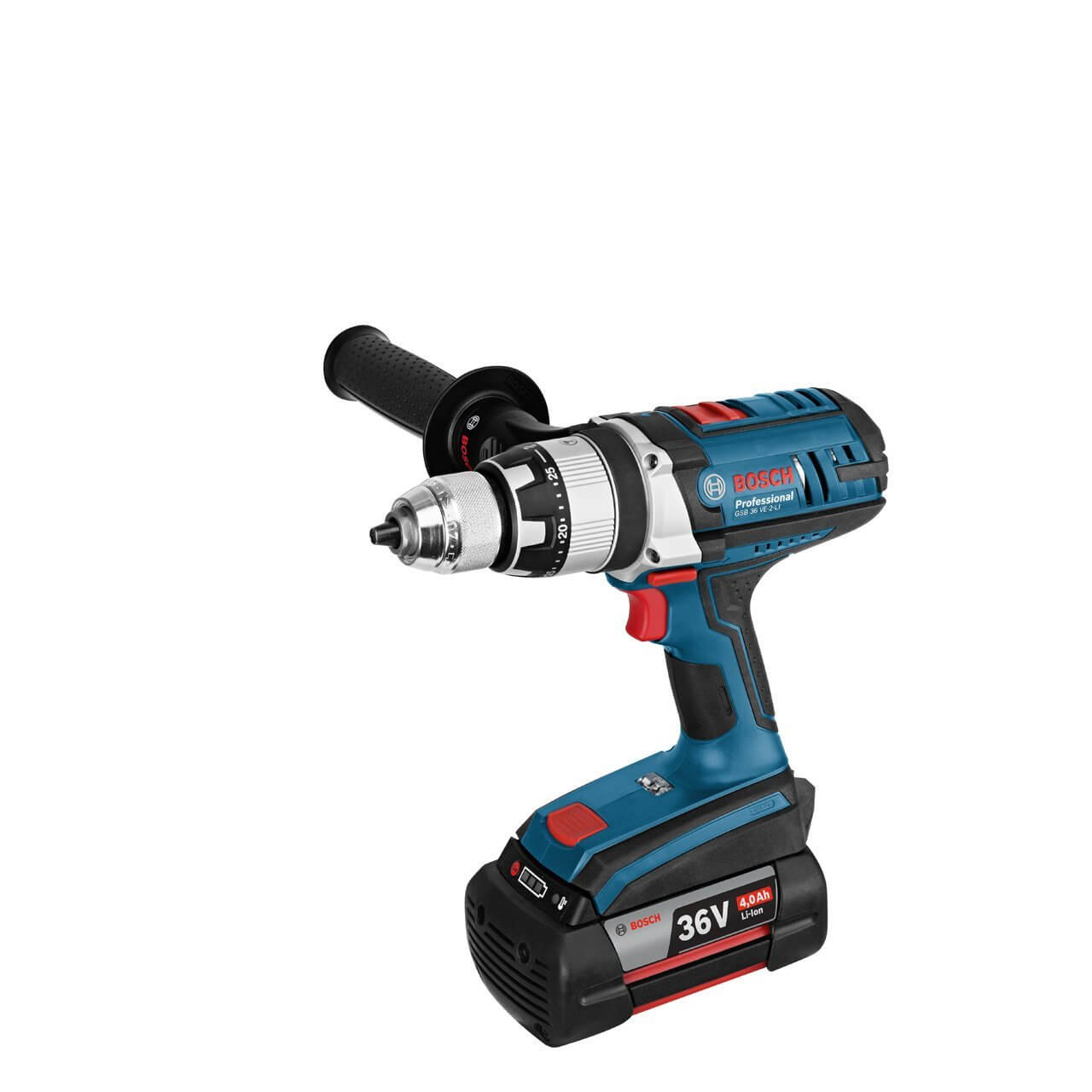 bosch-gsb-36-ve-li-1 Avis test Perceuse Einhell TH CD 18 2i