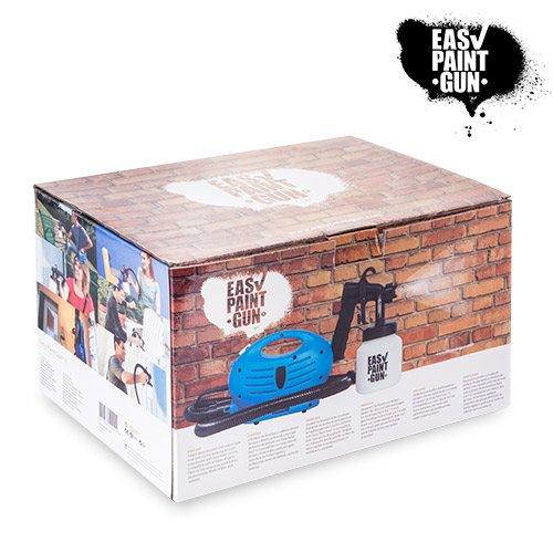 avis test pistolet peinture easy paint gun. Black Bedroom Furniture Sets. Home Design Ideas