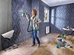 avis bosch pistolet peinture pfs 1000. Black Bedroom Furniture Sets. Home Design Ideas