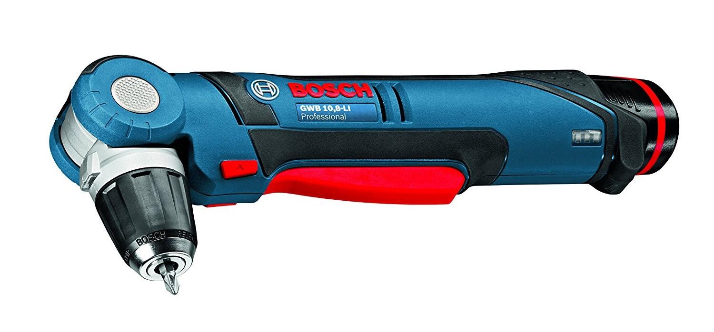 Avis Bosch Perceuse d'angle GWB 10,8 LI test comparatif