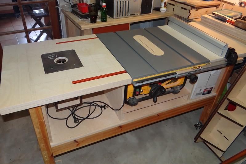 Avis Dewalt Dw745 Scie Table Test Comparatif