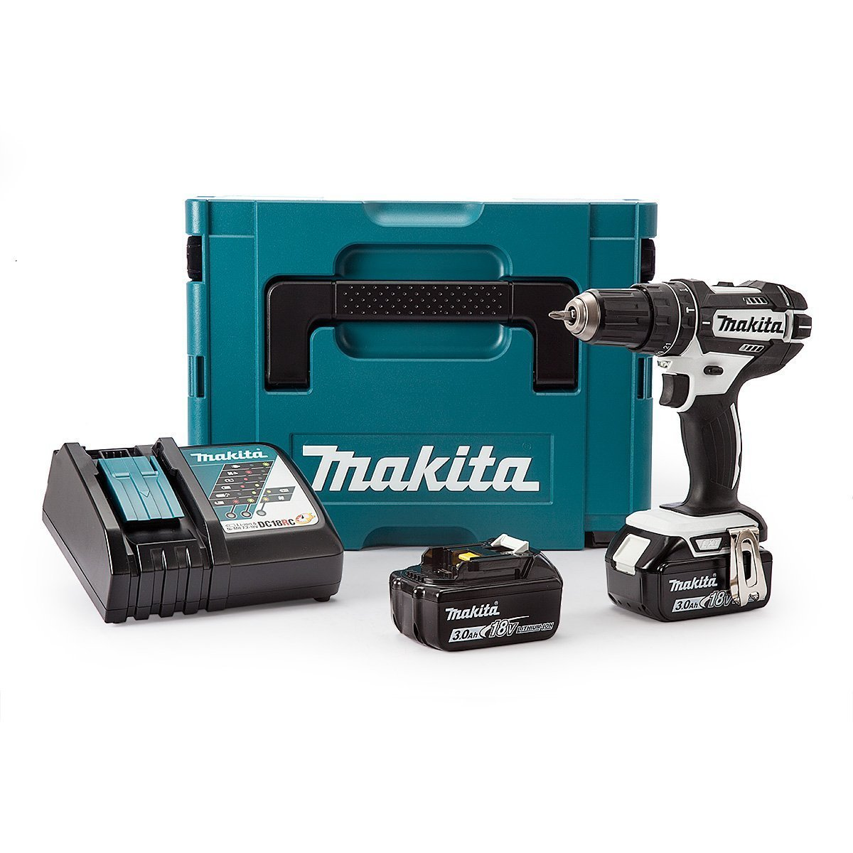 makita dhp482rfwj perceuse visseuse percussion guide. Black Bedroom Furniture Sets. Home Design Ideas