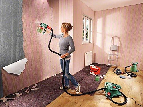 avis test bosch pistolet peinture pfs 5000e outils et. Black Bedroom Furniture Sets. Home Design Ideas