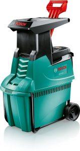 Bosch Broyeur silencieux de végétaux AXT 22 D