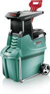 Bosch Broyeur silencieux de végétaux AXT 25 TC avec bac de ramassage 53 L et système de coupe Turbo-Cut 2