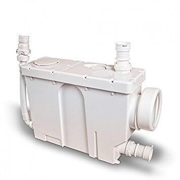 Jimten Ciclon CS t-604cs–Broyeur sanitaire pour encastrement