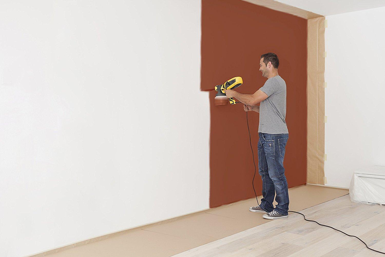pistolet peinture mur peinture au pistolet des murs dune maison neuve dans le youtube pistolet. Black Bedroom Furniture Sets. Home Design Ideas