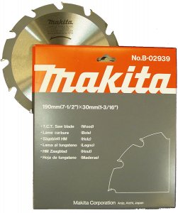 Makita HS7601J Scie circulaire 4