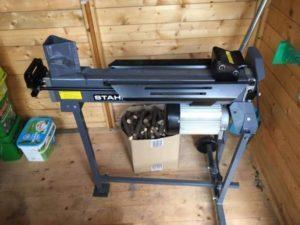 STAHLMANN® Fendeuse à bois 7 tonnes jusqu'à 520 mm