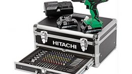 perceuse hitachi