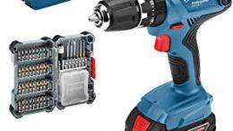 Bosch Professional 18V System Perceuse-visseuse à Percussion sans Fil GSB 18V-21